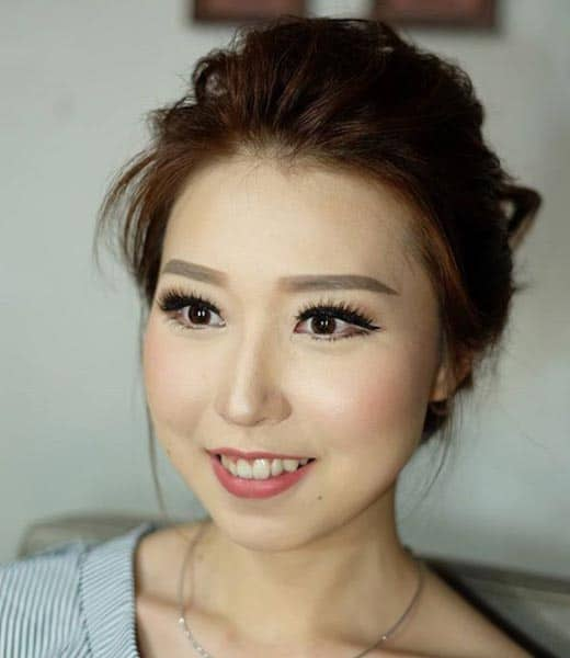 Make Up Wisuda ala Korea